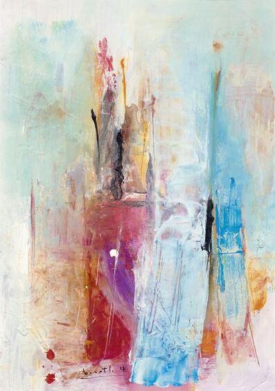 Sinasi Bozatli, 'Colours Of Life Xii', 2017