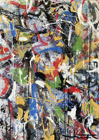 Jean-Marc Hunt, 'Ti' Punch Molotov 02', 2015 -2021