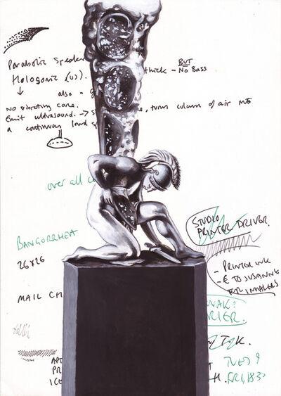 Paul McDevitt, 'Notes to Self: 17 January 2014', 2013