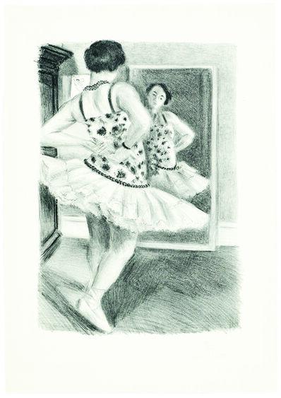 Henri Matisse, 'Danseuse reflétée dans la glace', 1927