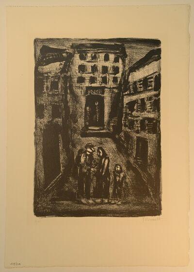 Georges Rouault, 'La Petite Banlieue', 1929
