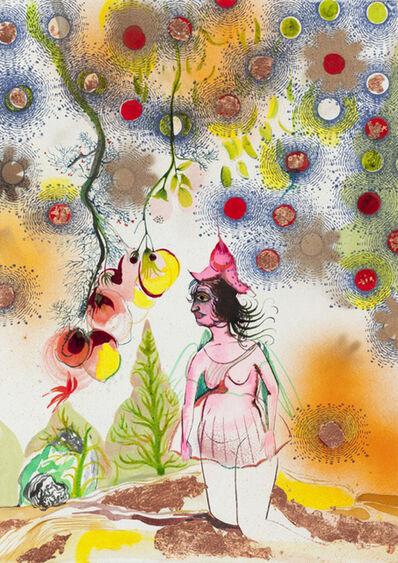 Rina Banerjee, 'Unthinkable skirt ', 2015