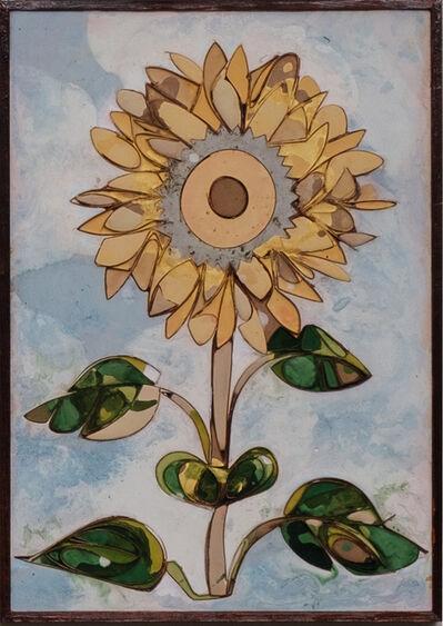 Ugo Schildge, 'Sunflower 6/50', 2020