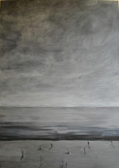 Maria Klabin, ' Untitled (beach series)', 2012