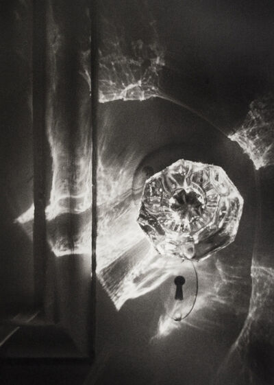 Ruth Bernhard, 'Door Knob', 1975