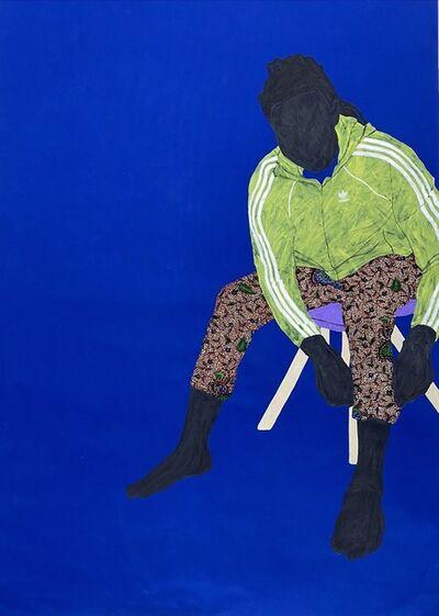 Raphael Adjetey Adjei Mayne, 'Yellow Jacket', 2020