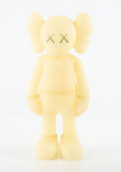 KAWS, '5 Years Later (5YL) Companion Glow In The Dark Green', 2004