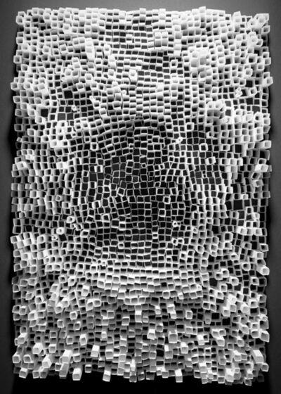 Christiane Feser, 'Partition 85', 2017