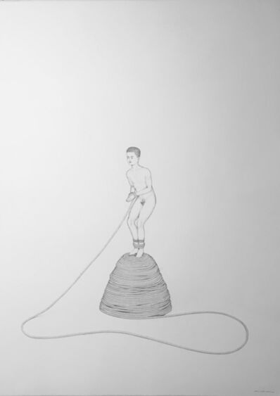 Edward del Rosario, 'Precipice II', 2016