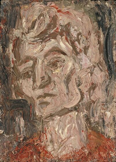 Leon Kossoff, 'Portrait of Anne ', 1993