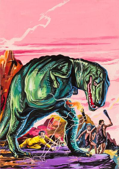'Untitled (Dinosaur attack)', c. 1960-75