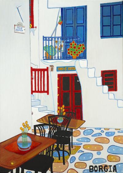 Carl Borgia, 'Dhloy Street', 2019