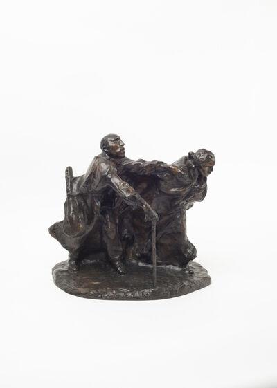 Bernhard Hoetger, 'L'Aveugle (The blind man)', ca. 1900/02