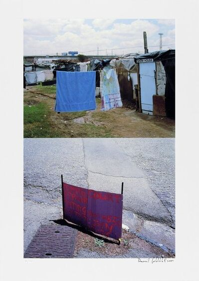 David Goldblatt, 'Joburg Intersections', 2000-2010