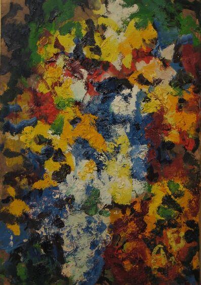 Aron Froimovich Bukh, 'Flowers', 2000