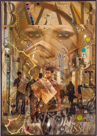 Farhad Ahrarnia, 'La Femme Du Bazar, no. 12', 2015