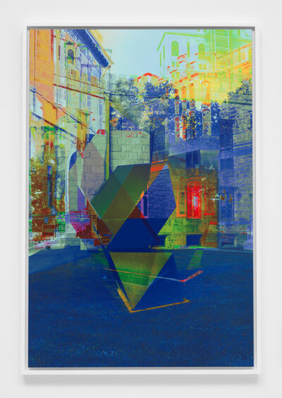 James Welling, 'Tony Smith', 2015
