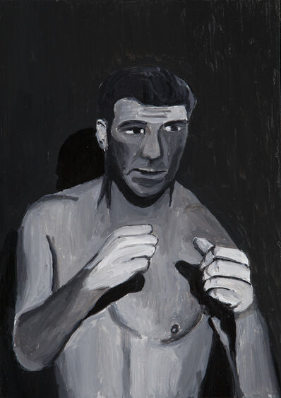 Richard Lewer, 'In the Blue Corner (4)', 2015