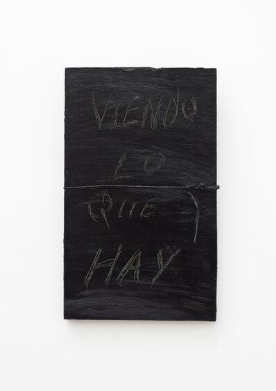 Gustavo Marrone, 'Untitled (Viendo lo que hay)', 2014