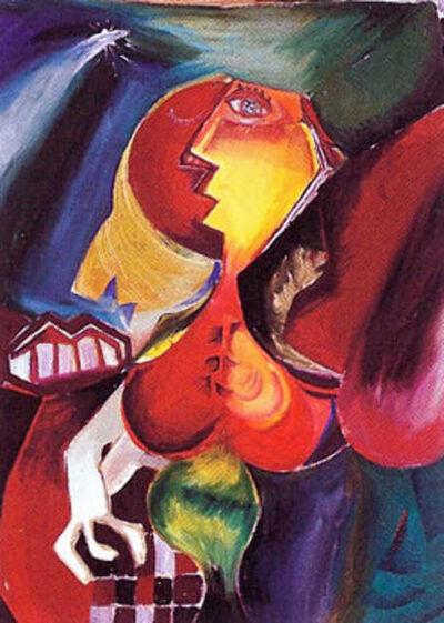Alexandra Nechita, 'Luceafarul', 1998