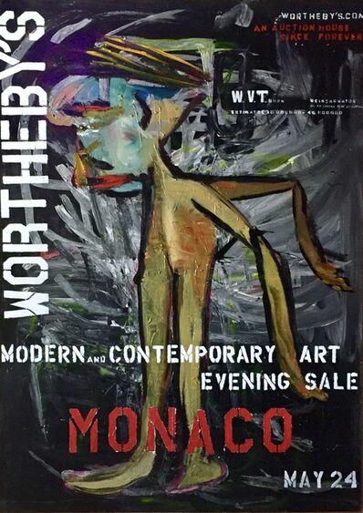 Wulf Treu, 'Worthebys Monaco', 2018