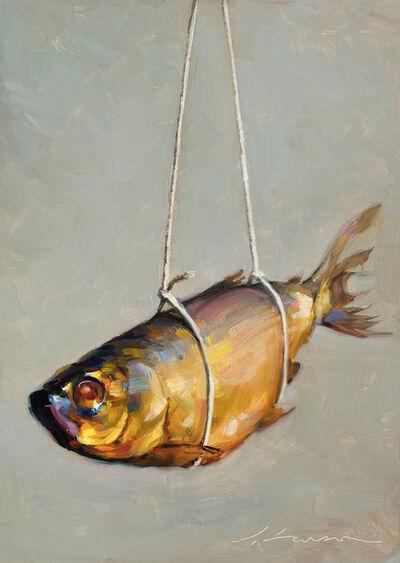 Jeffrey T Larson, 'Floating Fish', 2019