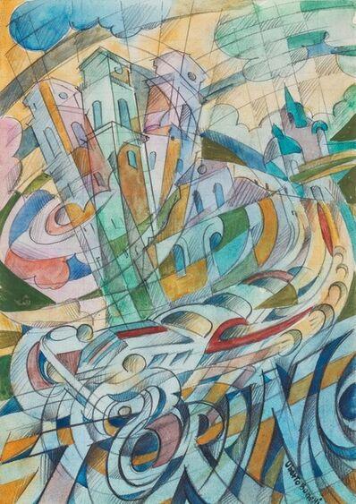 Uberto Bonetti, 'Turin', Anni '30