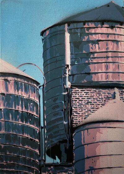 Joseph Steininger, 'Water Towers', 2020
