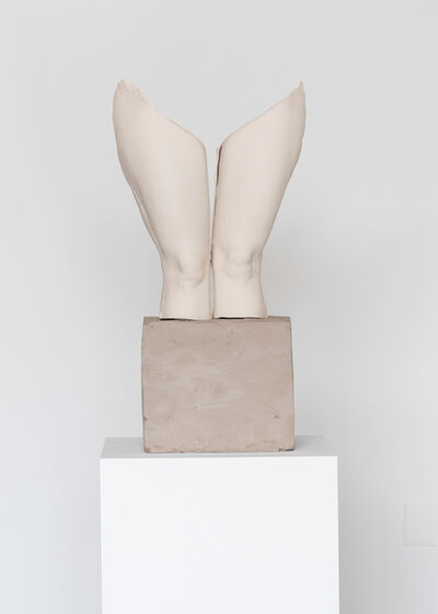 Kylie Lockwood, 'Thighs in slight Contrapposto', 2019