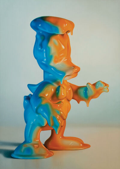 Sabrina Milazzo, 'Paperino (Daffy duck)', 2014