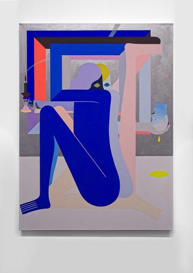 Richard Colman, 'Yellow Drip', 2019