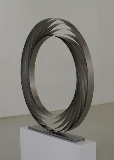 Martin Willing, 'Lamellenring, aufrecht', 2011/2014