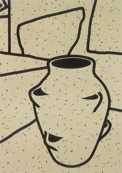 Patrick Caulfield, 'Plant Pot', 1979