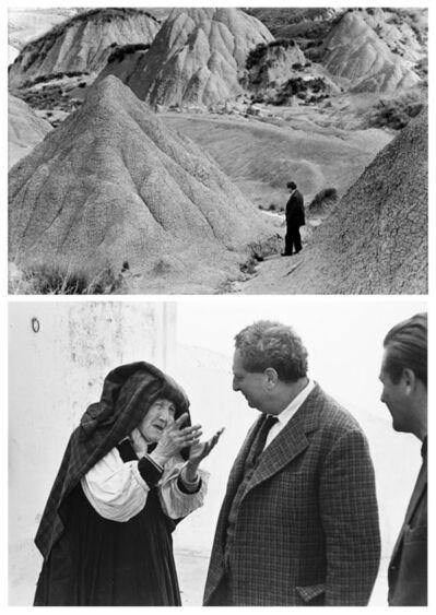 Mario Carbone, 'Carlo Levi, Lucania', 1960