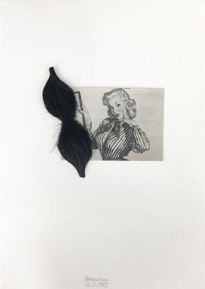 Carlos Pazos, 'S/T (CHICA)', 1986