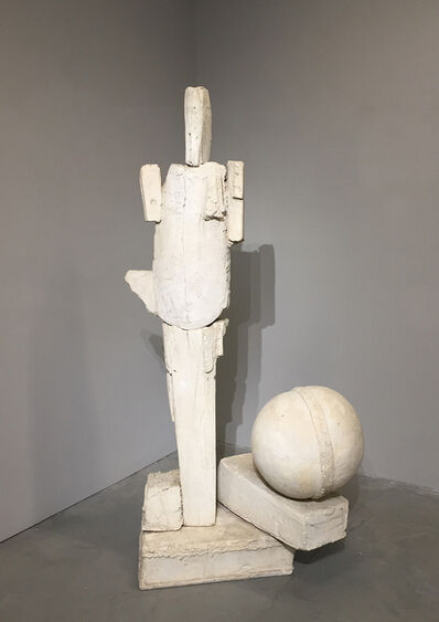 Dennis Gallagher, 'Figure and Ball', 1993