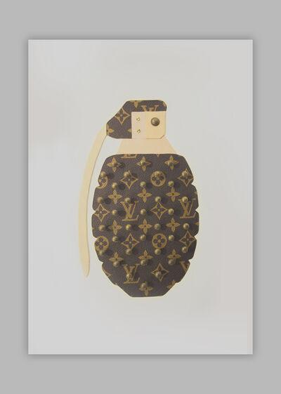 Javier Martin, 'Grenade LV 路易威登手榴弹 VI', 2015