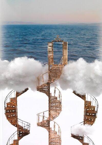Stelios Gavalas, '(SP) Stairway to Heaven', 2013