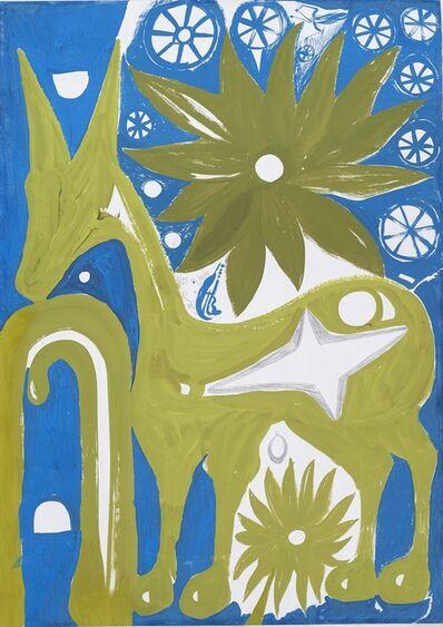 Carlo Zinelli, 'untitled ', 1967