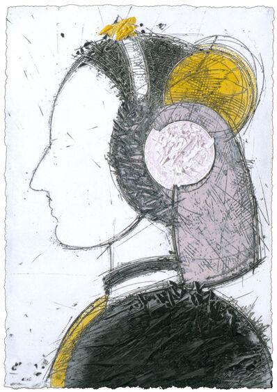 Manolo Valdés, 'Perfil IV', 2004