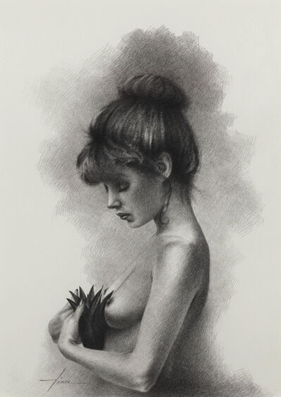 Vince Natale, 'Dark Flower', 2019