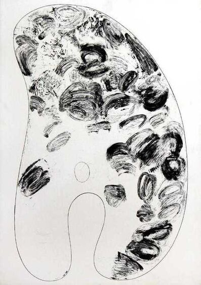 Jim Dine, 'Palette III', 1969