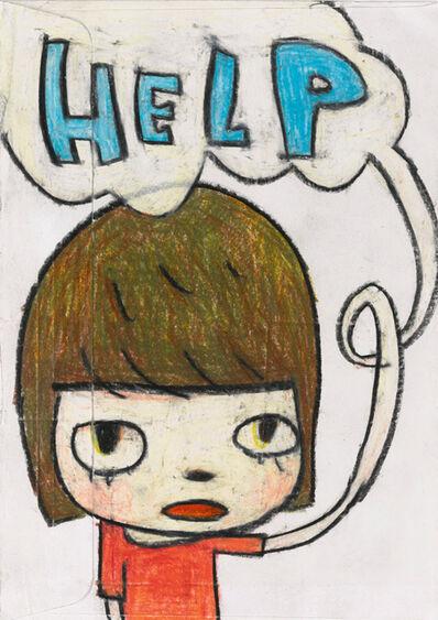 Yoshitomo Nara, 'HELP', 2012