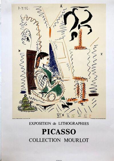 Pablo Picasso, 'Exposition de Lithographies Picasso', 1988
