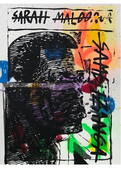 "Francisco Vidal, '""Sambizanga #9""', 2020/21"
