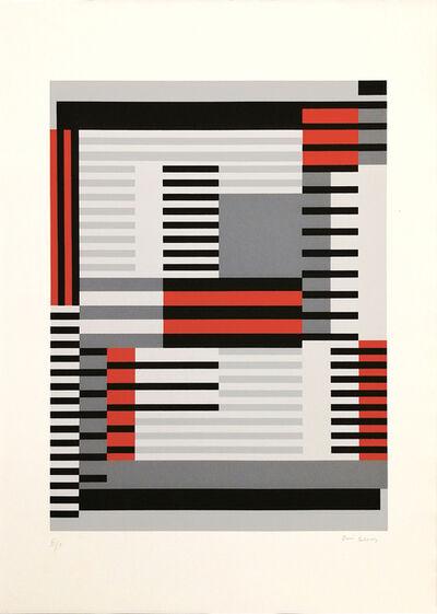 Anni Albers, 'Smyma-knüpfteppich (Bauhaus period)', 1925-1983