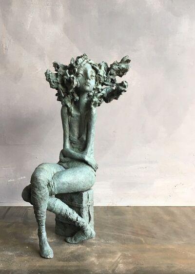 Valérie Hadida, 'Le départ', 2021