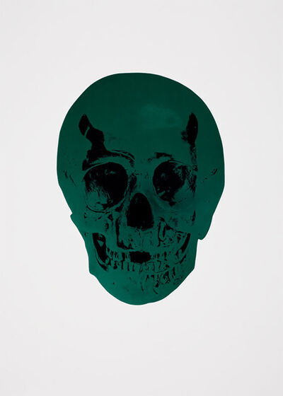 Damien Hirst, 'The Sick Dead: Racing Green/Raven Black', 2014