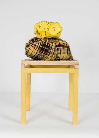 Michelle Forsyth, 'Yellow and Brown Stack', 2020