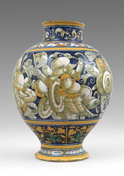 Possibly by the workshop of Francesco Mezzarisa, 'Drug Jar', Circa 1550